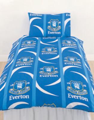 Everton F.C. Duvet Set Multi