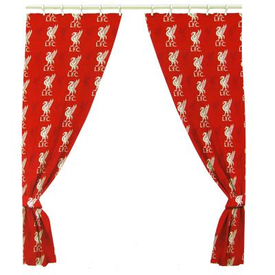 Liverpool F.C. Curtains