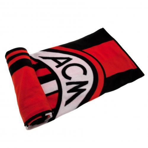 A.C.Milan Fleece Blanket