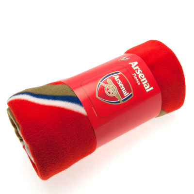 Arsenal F.C. Fleece Blanket
