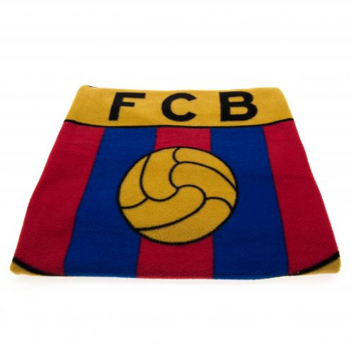 F.C. Barcelona Fleece Blanket
