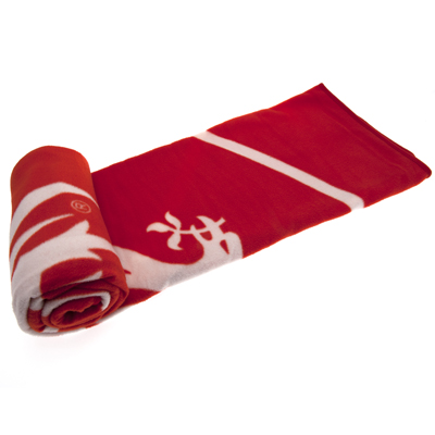 Liverpool F.C. Fleece Blanket
