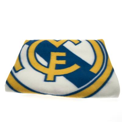 Real Madrid F.C. Fleece Blanket