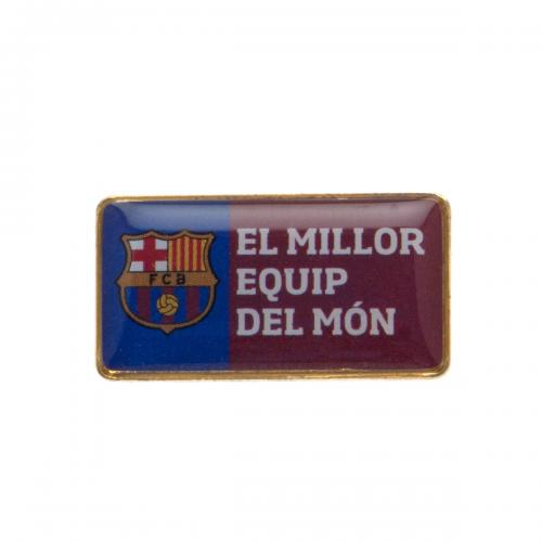 F.C. Barcelona Badge RC