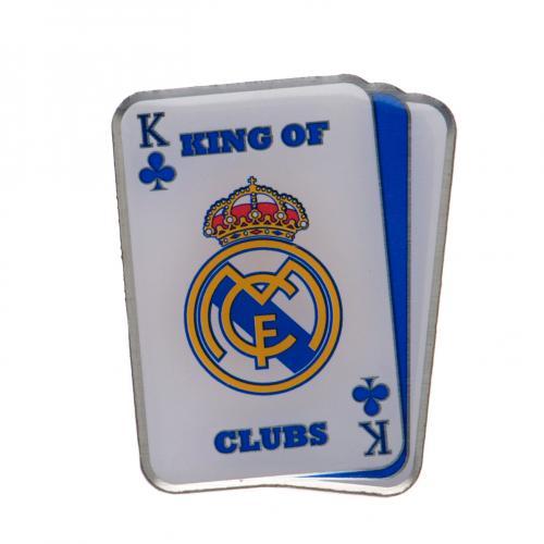 Real Madrid F.C. Badge KC