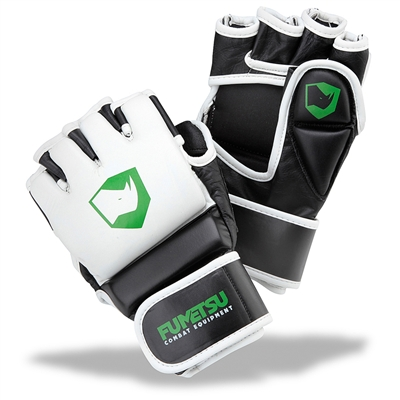 Fumetsu MMA Grappling Gloves - White