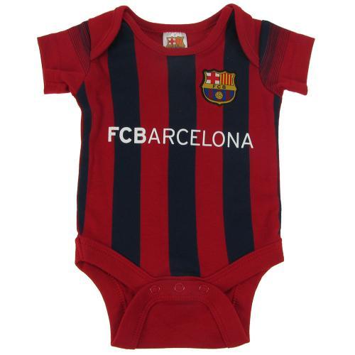 F.C. Barcelona 2 Pack Bodysuit