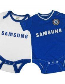 Chelsea F.C. 2 Pack Bodysuit VN