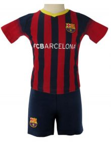 F.C. Barcelona Shirt & Short Set