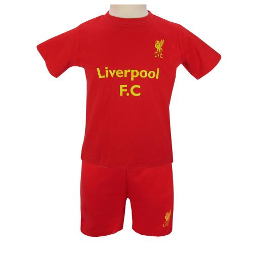 Liverpool F.C. Shirt & Short Set