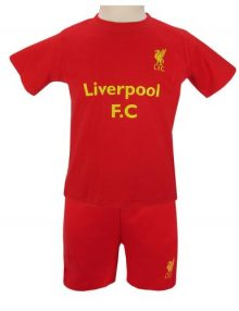 Liverpool F.C. Shirt & Short Set 2/3 yrs