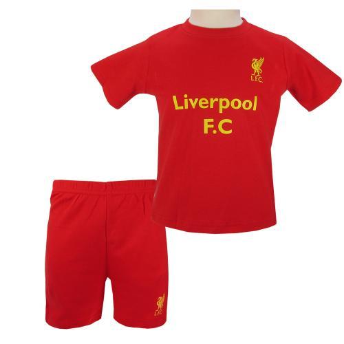 Liverpool F.C. Shirt & Short Set 2/3 yrs