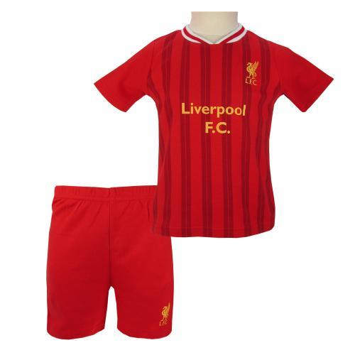 Liverpool F.C. Shirt & Short Set RS