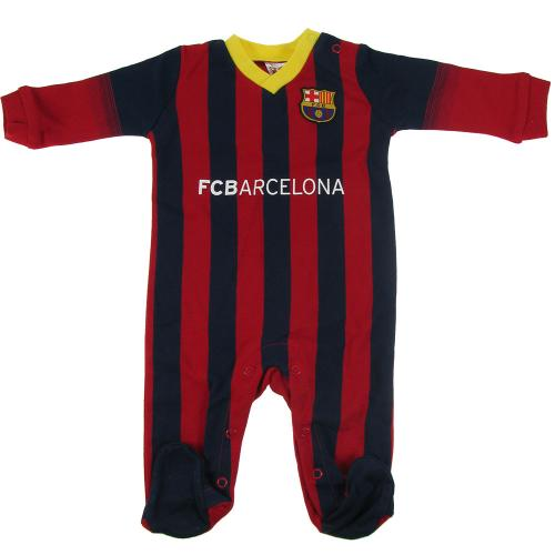 a0d443e00 F.C. Barcelona Sleepsuit - Monster Sports