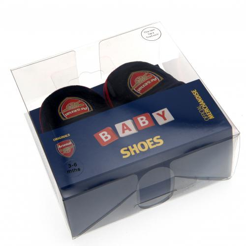 Arsenal F.C. Baby Stretch Slipper 3/6