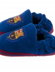F.C. Barcelona Baby Stretch Slipper