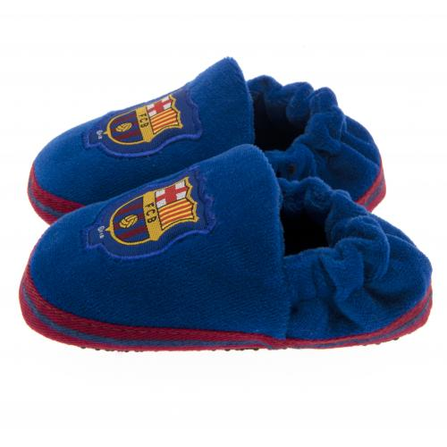 F.C. Barcelona Baby Stretch Slipper