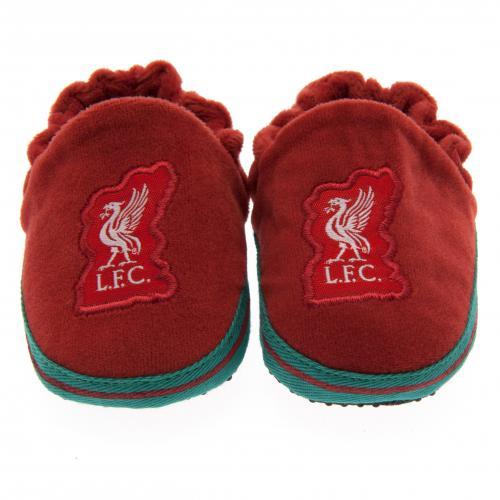 Liverpool F.C. Baby Stretch Slipper