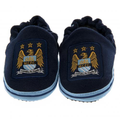 Manchester City F.C. Baby Stretch Slipper
