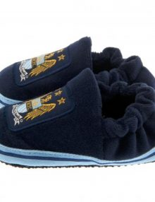 Manchester City F.C. Baby Stretch Slipper