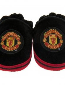 Manchester United F.C. Baby Stretch Slipper