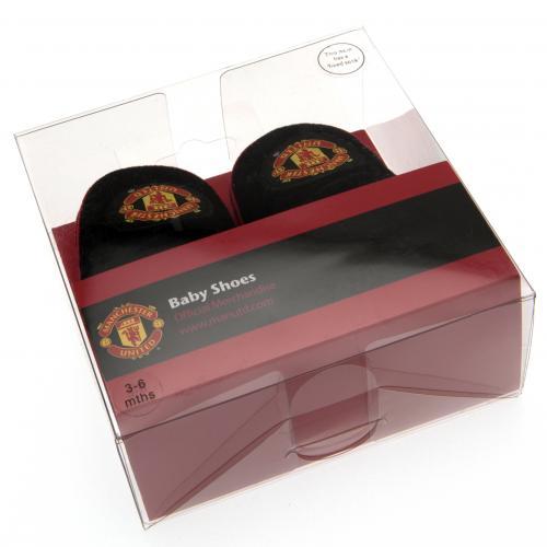 Manchester United F.C. Baby Stretch Slipper