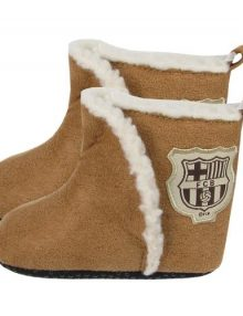 F.C. Barcelona Baby Winter Booties