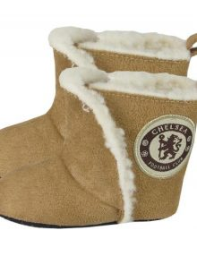 Chelsea F.C. Baby Winter Booties