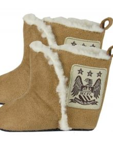 Manchester City F.C. Baby Winter Booties