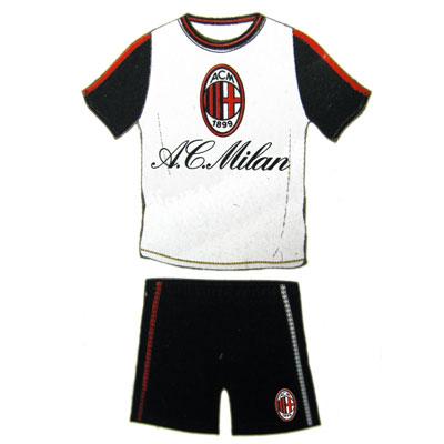 A.C. Milan Pyjamas Jnr 13-14 yrs