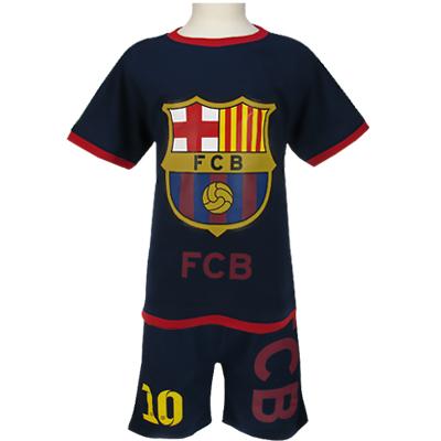 F.C. Barcelona Pyjamas Jnr 5-6 yrs