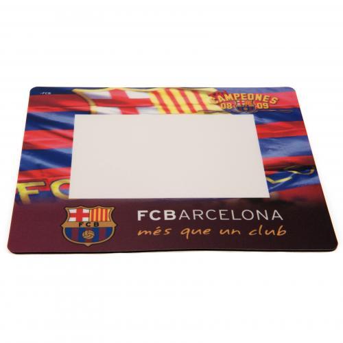 F.C. Barcelona Photo Frame Mouse Mat