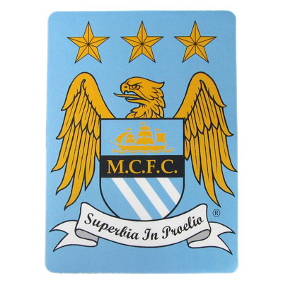 Manchester City F.C. Mouse Mat