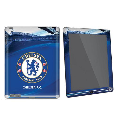 Chelsea F.C. iPad 2 / 3 & 4G Skin