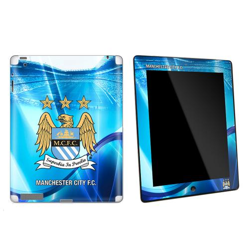 Manchester City F.C. iPad 2 / 3 & 4G Skin