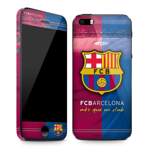 F.C. Barcelona iPhone 5 / 5S Skin