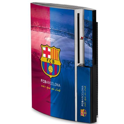 F.C. Barcelona PS3 Skin
