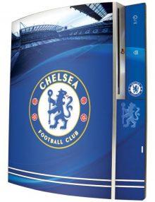 Chelsea F.C. PS3 Skin