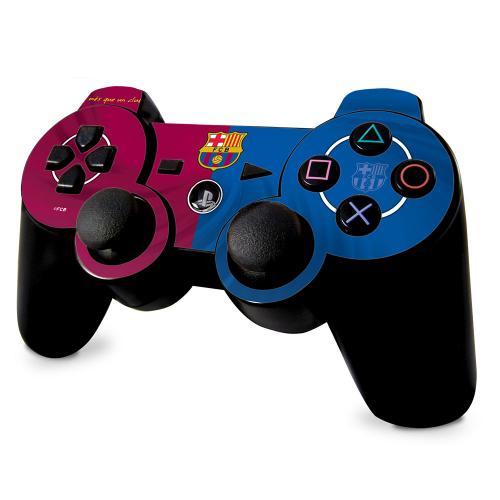 F.C. Barcelona PS3 Controller Skin