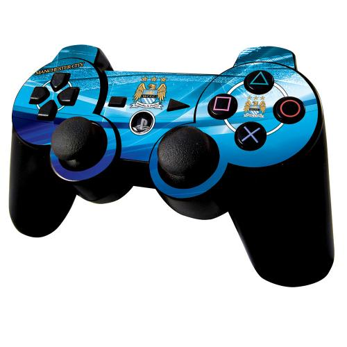 Manchester City F.C. PS3 Controller Skin