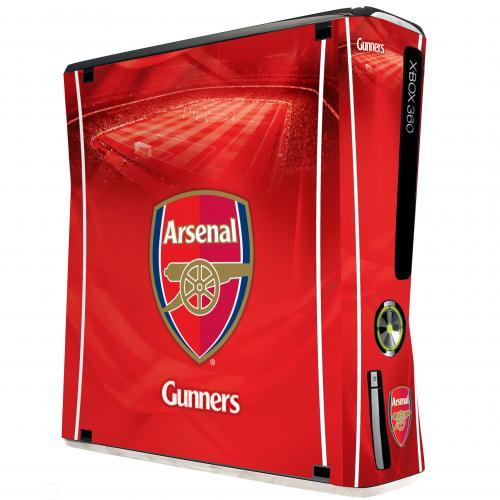 Arsenal F.C. Xbox 360 Skin (Slim)