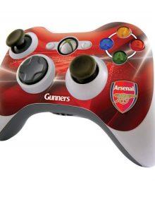 Arsenal F.C. Xbox 360 Controller Skin
