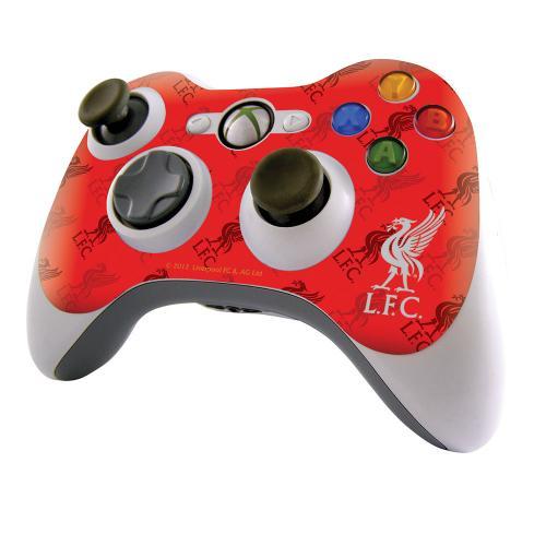 Liverpool F.C. Xbox 360 Controller Skin LB