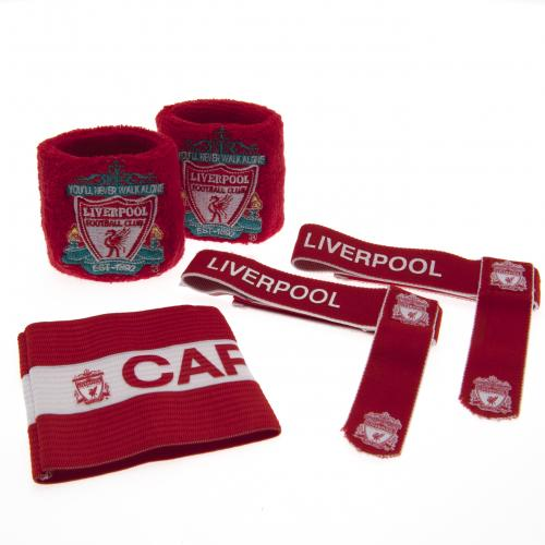 Liverpool F.C. Accessories Set