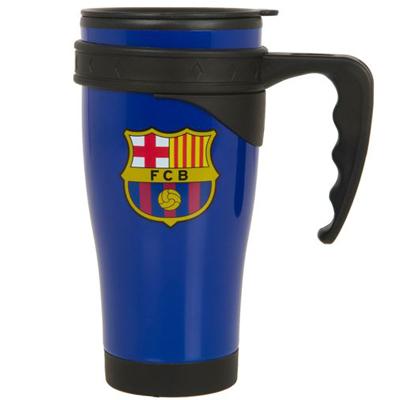 F.C. Barcelona Aluminium Travel Mug