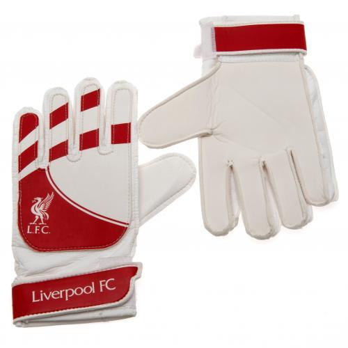 Liverpool F.C. Goalkeeper Gloves Kids