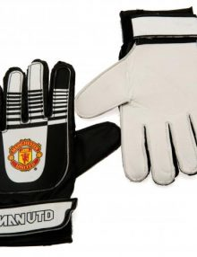 Manchester United F.C. Goalkeeper Gloves Kids
