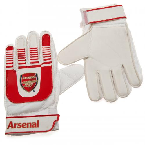 Arsenal F.C. Goalkeeper Gloves Yths