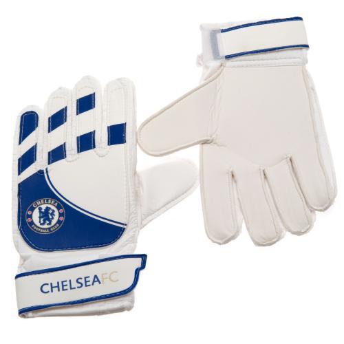 Chelsea F.C. Goalkeeper Gloves Yths