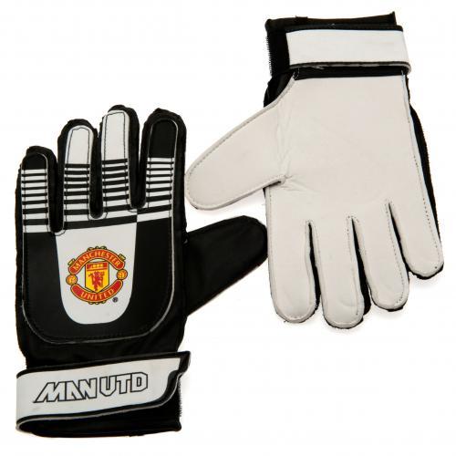 Manchester United F.C. Goalkeeper Gloves Yths